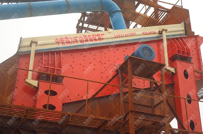 安徽淮北时产1300-1500吨石料生产线客户案例3