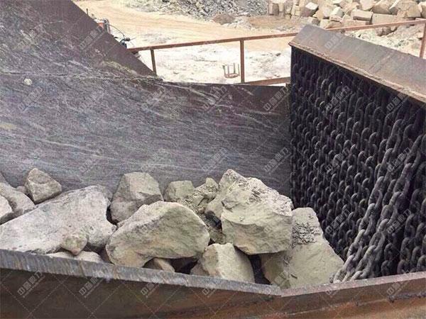 安徽淮北时产600-800吨石料生产线2